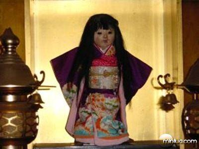 Okiku-doll