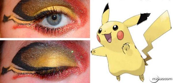 maquiagem-para-os-olhos-pokemon-make-pikachu