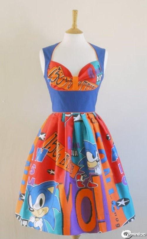 dress-sonic
