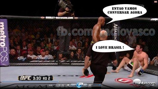 sonnen love brazil