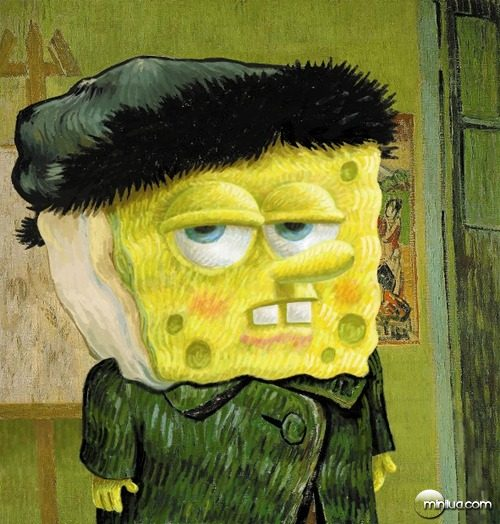 spongebob-famous-paintigs-7