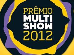 premio multishow 2012