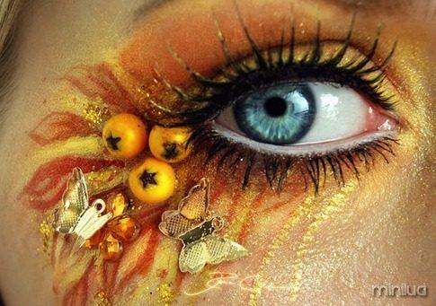 arte e maquiagem borboletas_thumb[1]