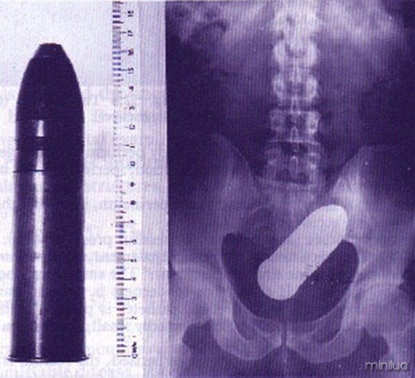 cartucho de munição