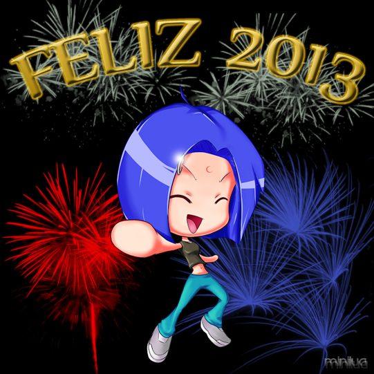 feliz 2013 minilua