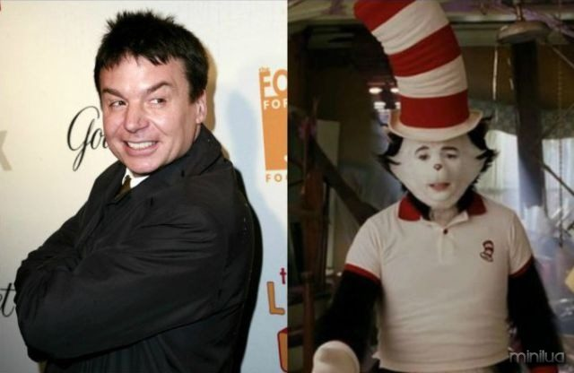 Mike Myers - O Gato