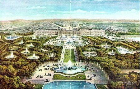 palacio versalhes