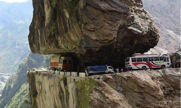Karakorum Highway, China-Pakistan