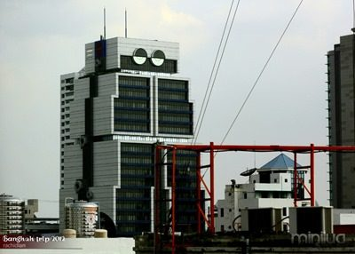 mySpot - Robot Building Bangkok Thailand 007