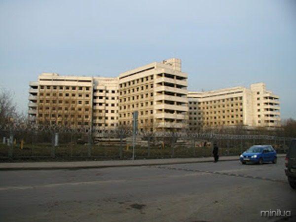 Khovrino hospital 1