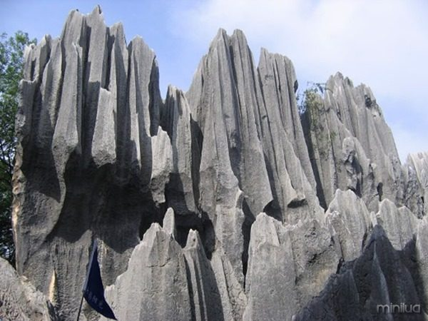 the-Stone-Forest-in-Shilin1