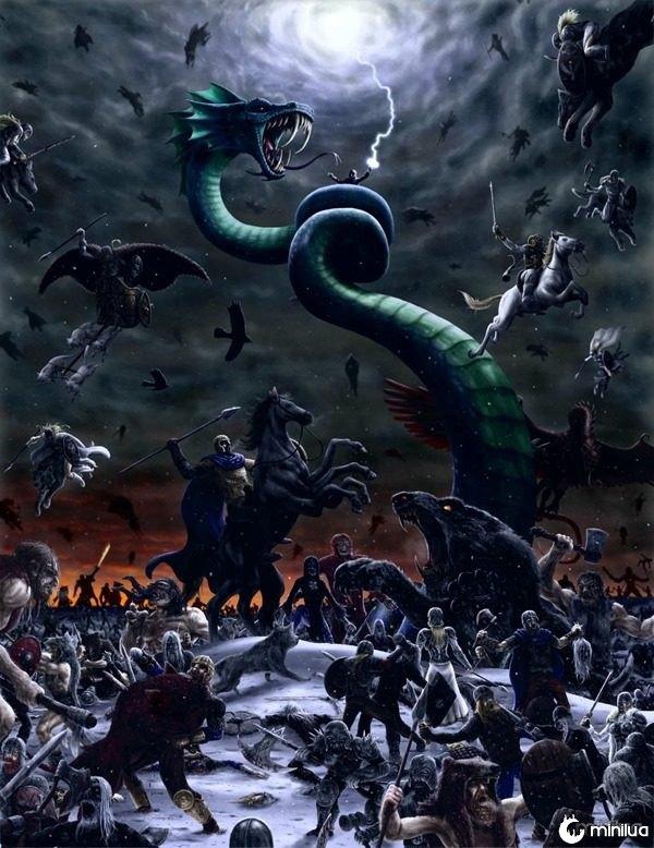Ragnarok-fim-do-mundo-nordico