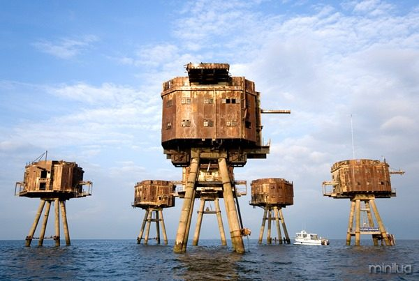 The-Maunsell-Sea-Forts-1