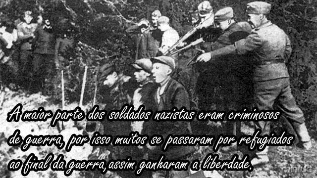 The Nazis shot civilians in Kaunas
