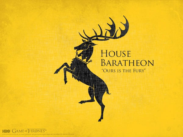 Game of Thrones - House Baratheon-thumb-600x450-41506