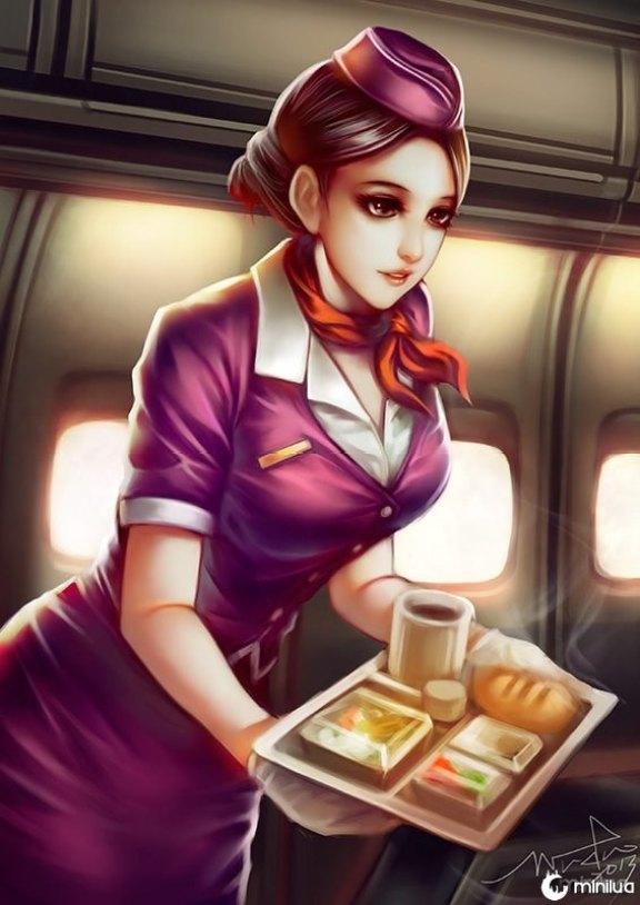 flight_attendant_by_wuduo-d6p2dj6