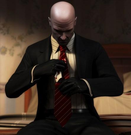 hitman-blood-money-blood-money-47-blood-dead-a-pistol-bed-foot-suit-gloves-tie
