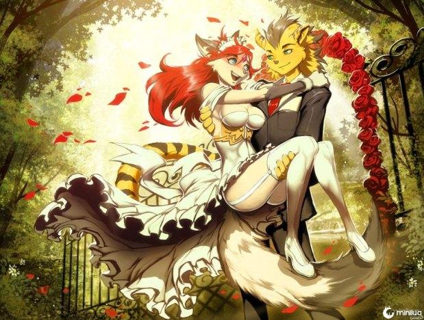 wedding_by_genzoman-d4gvovp