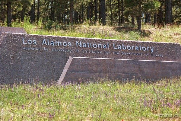 FILE PHOTO Los Alamos National Laboratory Open For Contract Bidding