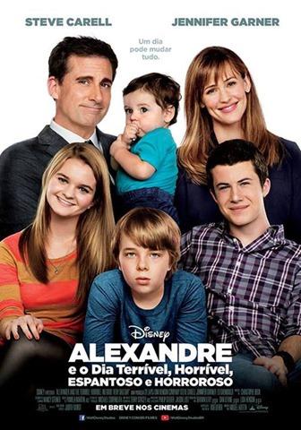 Alexandre e o Dia Terrível, Horrível, Espantoso e Horroroso