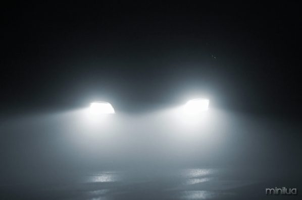 Headlights In The Dark