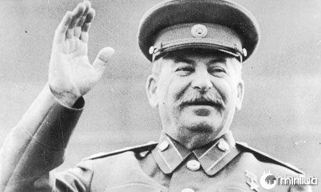evgeny lebedev - stalin