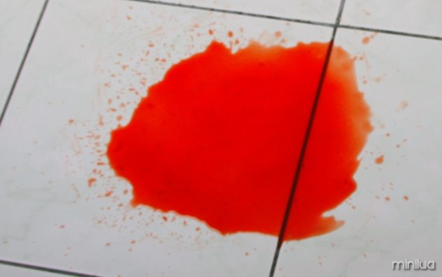 Blood on Tiles