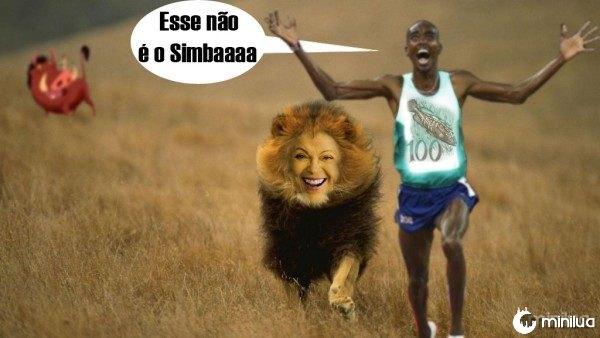 Rick Gonçalves - Simba.... É você