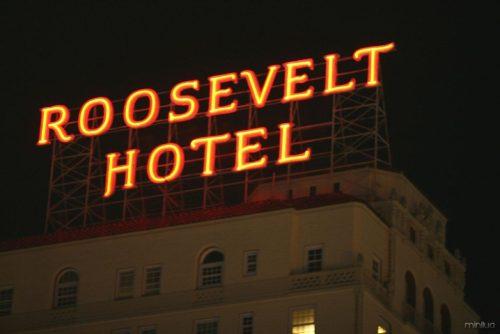 Hotel Roosevelt (Foto: Flickr/Thomas Hawk)