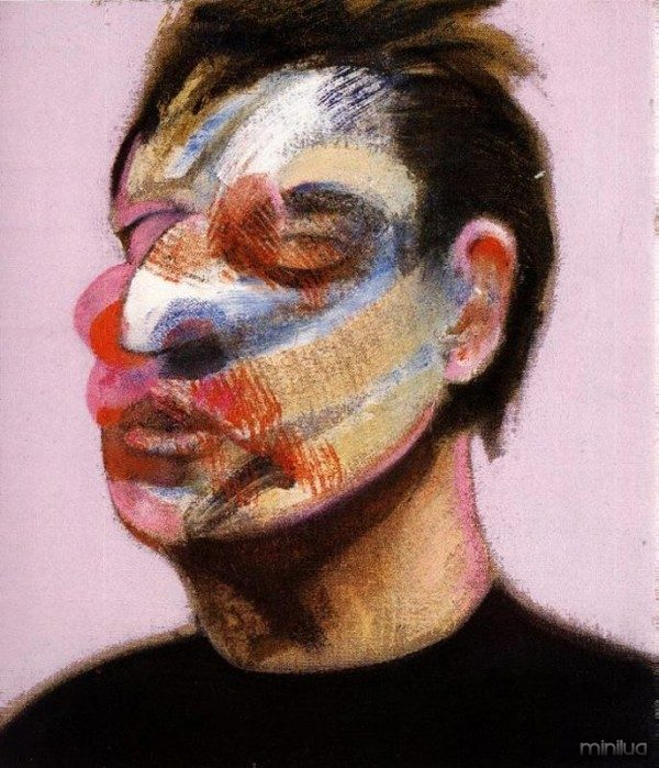 self-portrait-right-panel-francis-bacon-1970