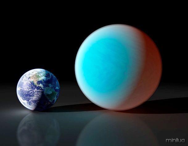 Diamante Planeta