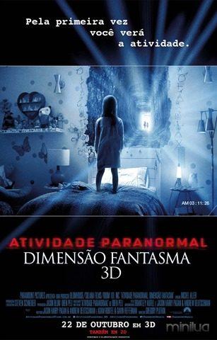 Atividade Paranormal 5 Dimensão Fantasma