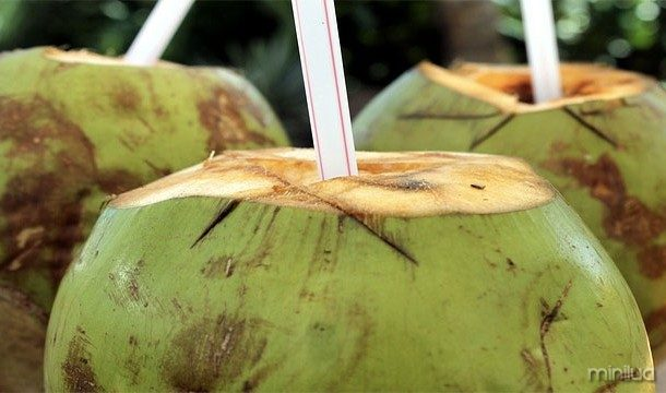 In emergencies, coconut water can be used as a substitute for blood plasma