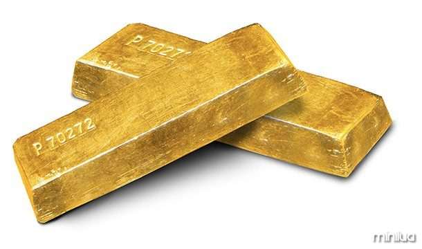 There are about. 2 mg of gold in your blood stream