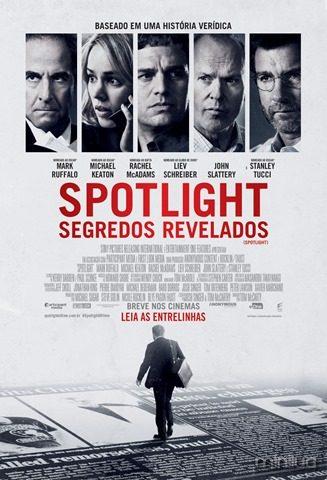 Spotlight Segredos Revelados