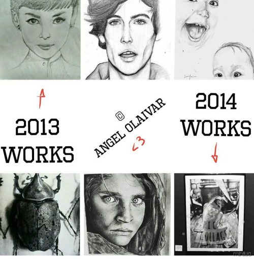 9 Works In 2013 And 2014