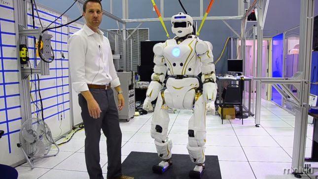 Robot de la NASA