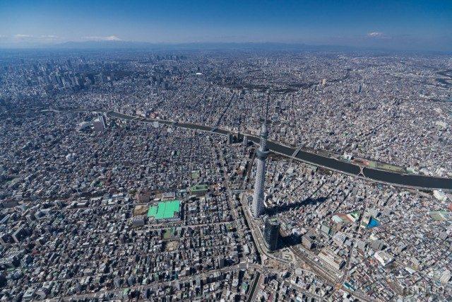 Tokyo-antenas