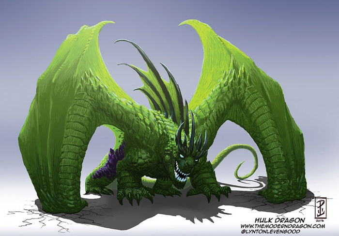 I-Re-Imagined-Popular-Comic-Characters-as-Dragons-571f3cc2808fd__880