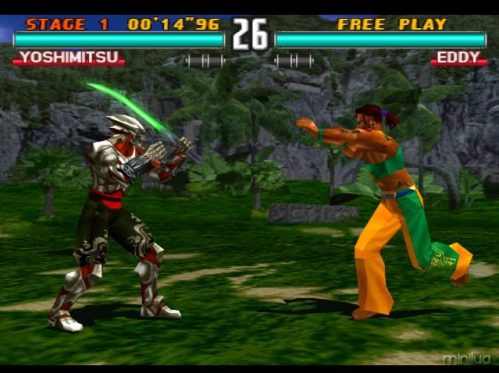 Download Games Tekken 3 For Free gratis
