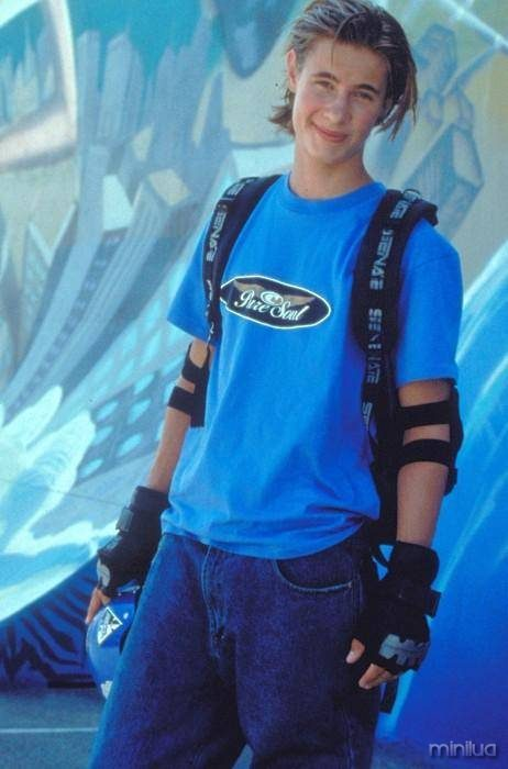 Erik von Detten - Then is listed (or ranked) 35 on the list