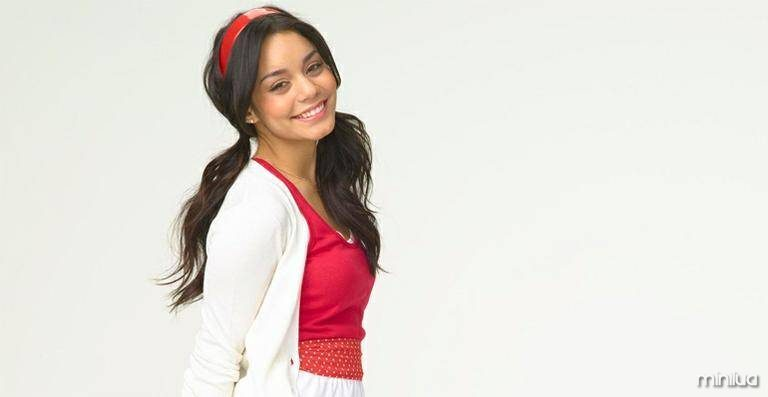 Vanessa Hudgens - Then is listed (or ranked) 25 on the list