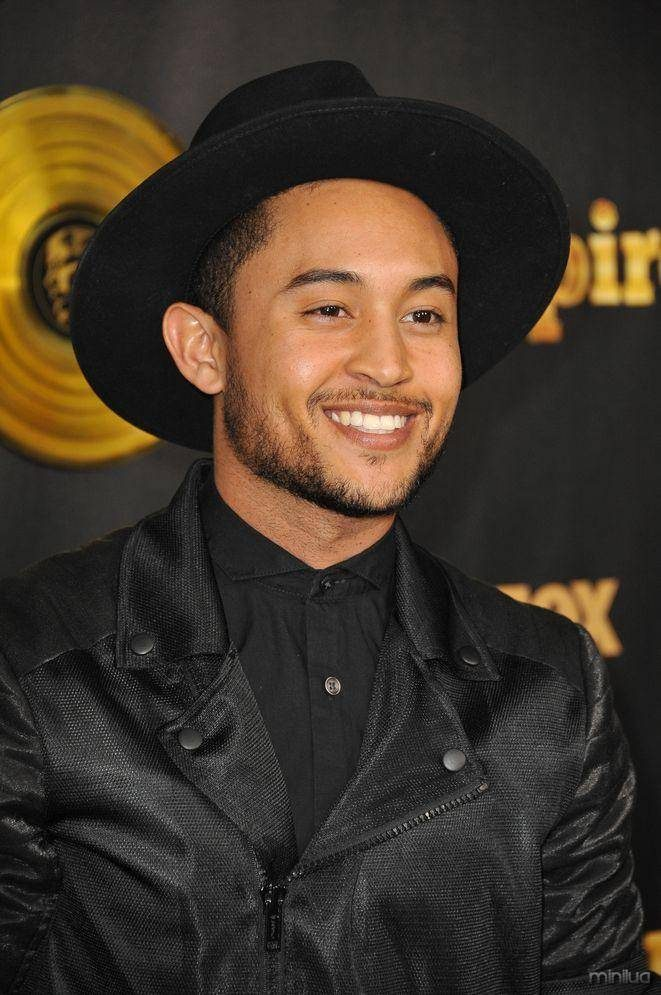Tahj Mowry - Now is listed (or ranked) 40 on the list