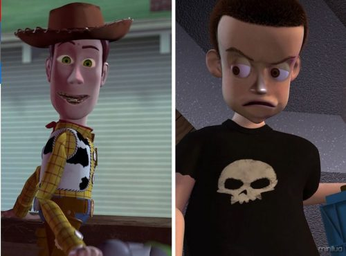 Woody and Sid