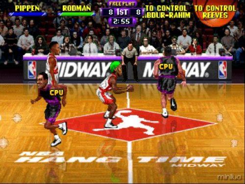 NBA Hangtime-3