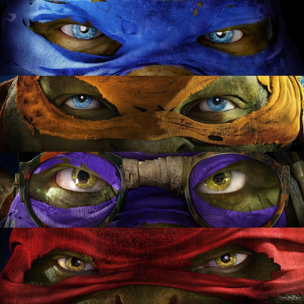 Somente os verdadeiros fs das tartarugas ninjas passam neste teste tartarugas ninja mascaras thecheapjerseys Image collections