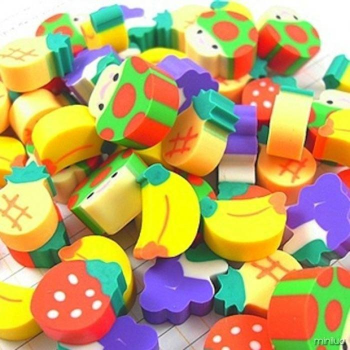 aromas de frutas gummy