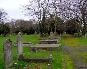 Conheça o terrível Cemitério Dartford: Lar dos espíritos revoltados