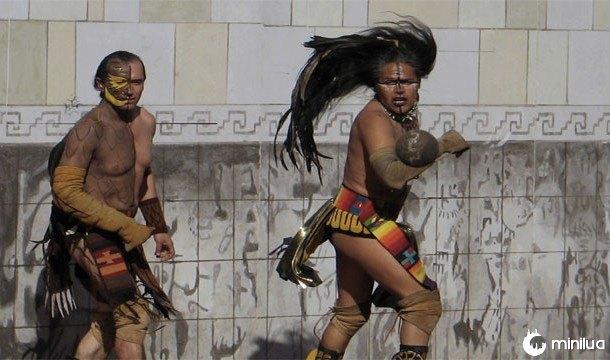 Fatos maias