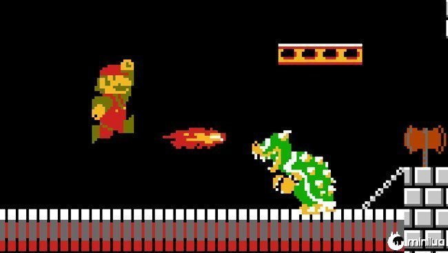 Mario Bros. Final Boss